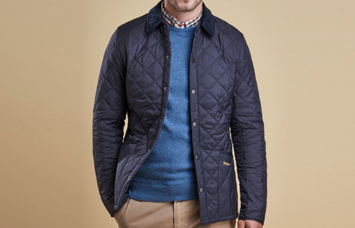 mens fall fashion guide quilted jacket