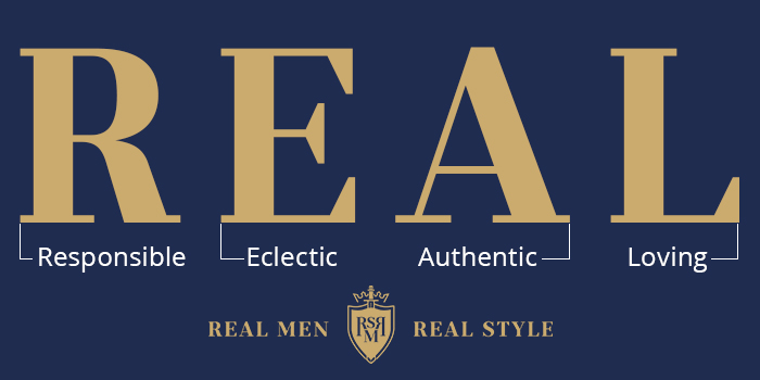 what it means to be a real man