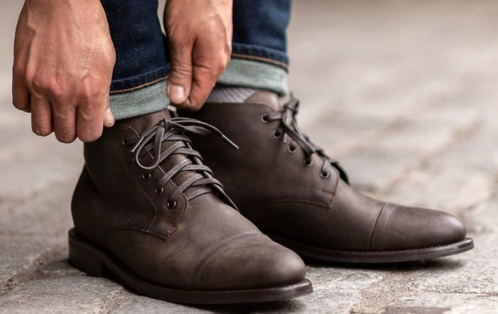 mens fall fashion guide boots