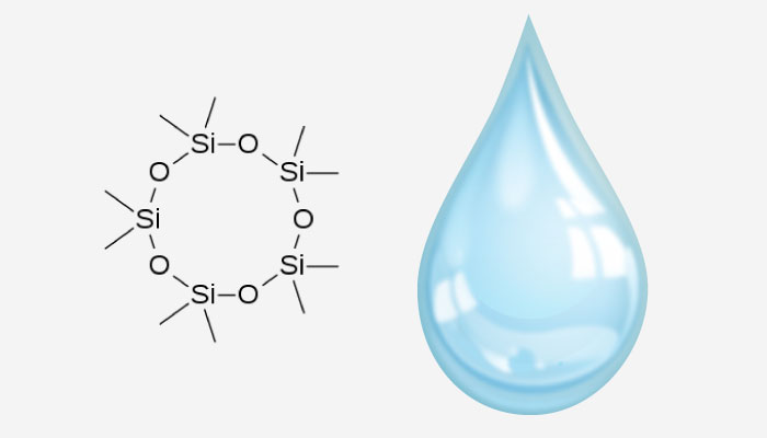 toxic ingredients in skincare siloxane