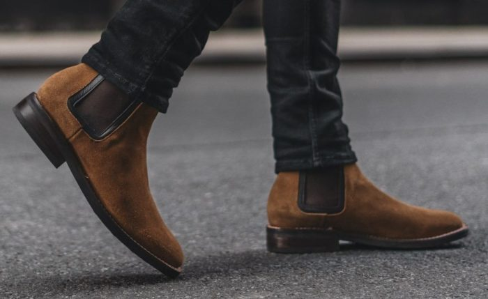 shoes every man should own chelsea boots