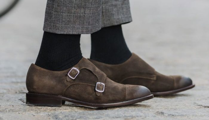 shoes every man should own double monk strap