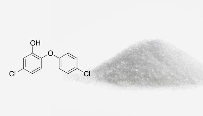 toxic ingredients in skincare triclosan