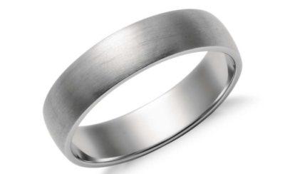 mens ring platinum