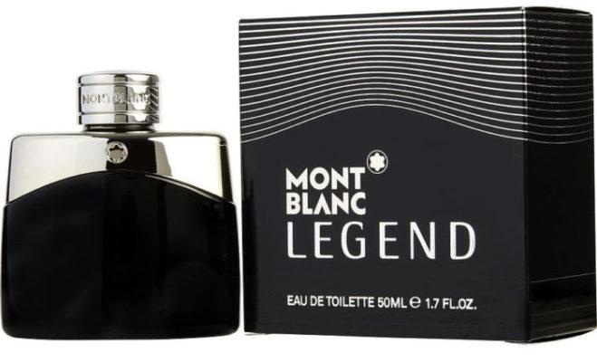 legend edt montblanc