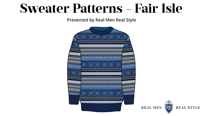 Which Sweaters Are Attractive? | Man's Guide To Choosing A