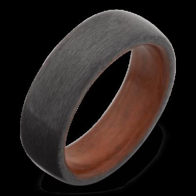 best mens rings wood