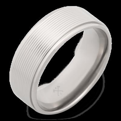 mens ring titanium