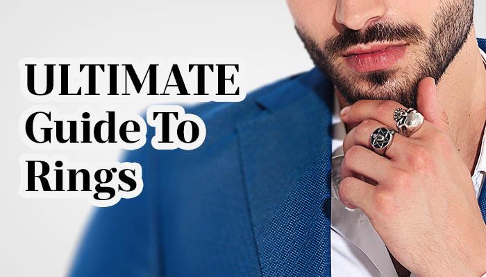 ultimate mens guide rings