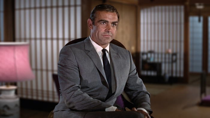 sean connery style suit you only live twice