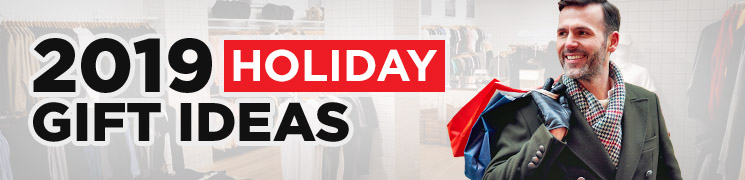 2019 Holiday Gift Guide (27 BEST Gifts For Men)