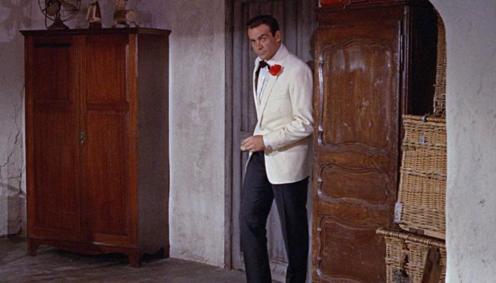goldfinger tuxedo james bond