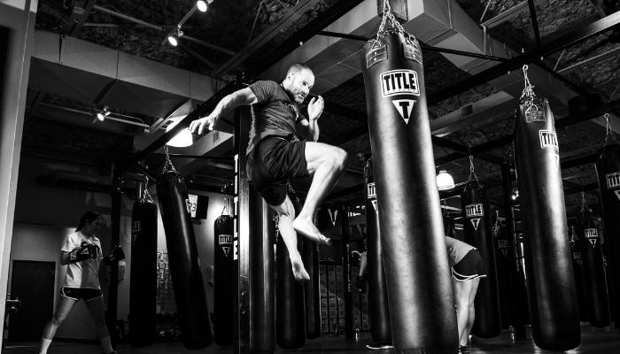 manly skills kick boxing