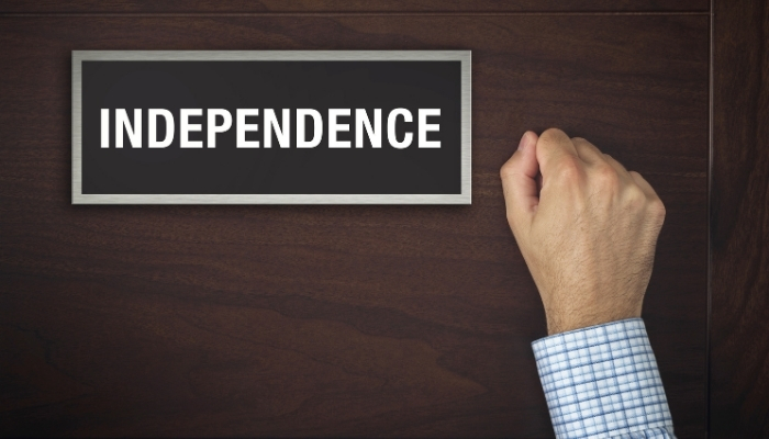 independence - how to succeed in business