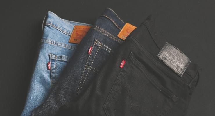 Blue different jeans color Chicindress Regular