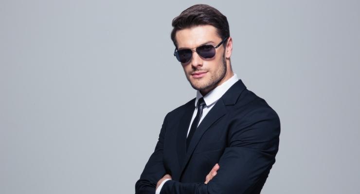 sunglasses make a man more attractive