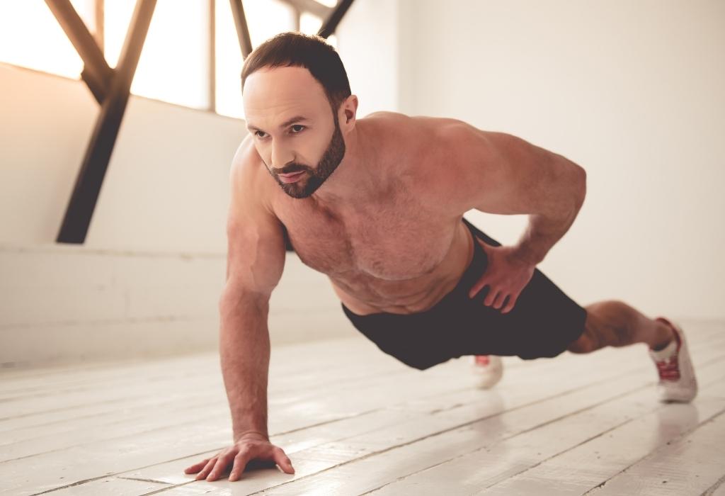 Homem-Exercício - comunique-se com confiança