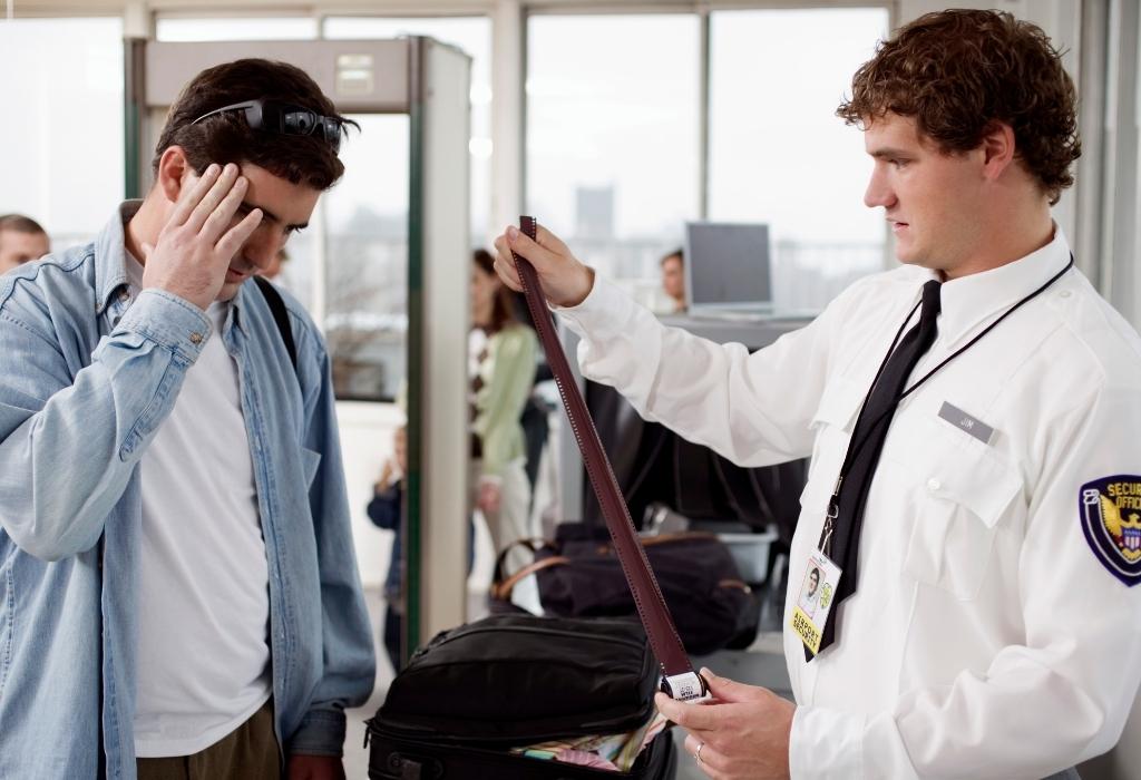 Dicas de viagens para segurança de aeroportos