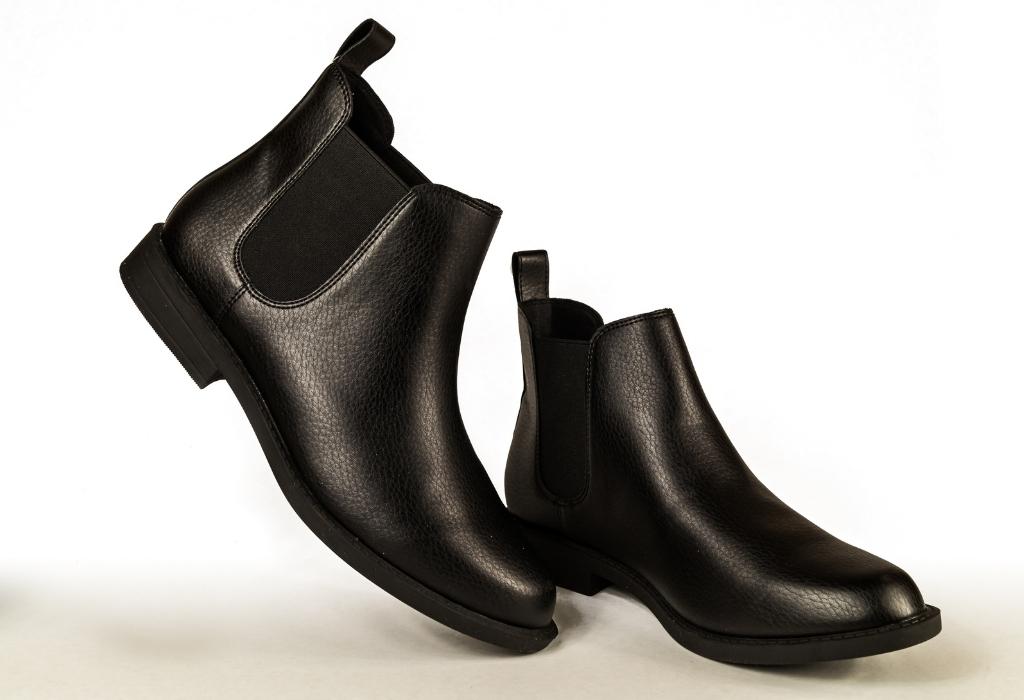 Chelsea Boots é muito confortável durante a viagem