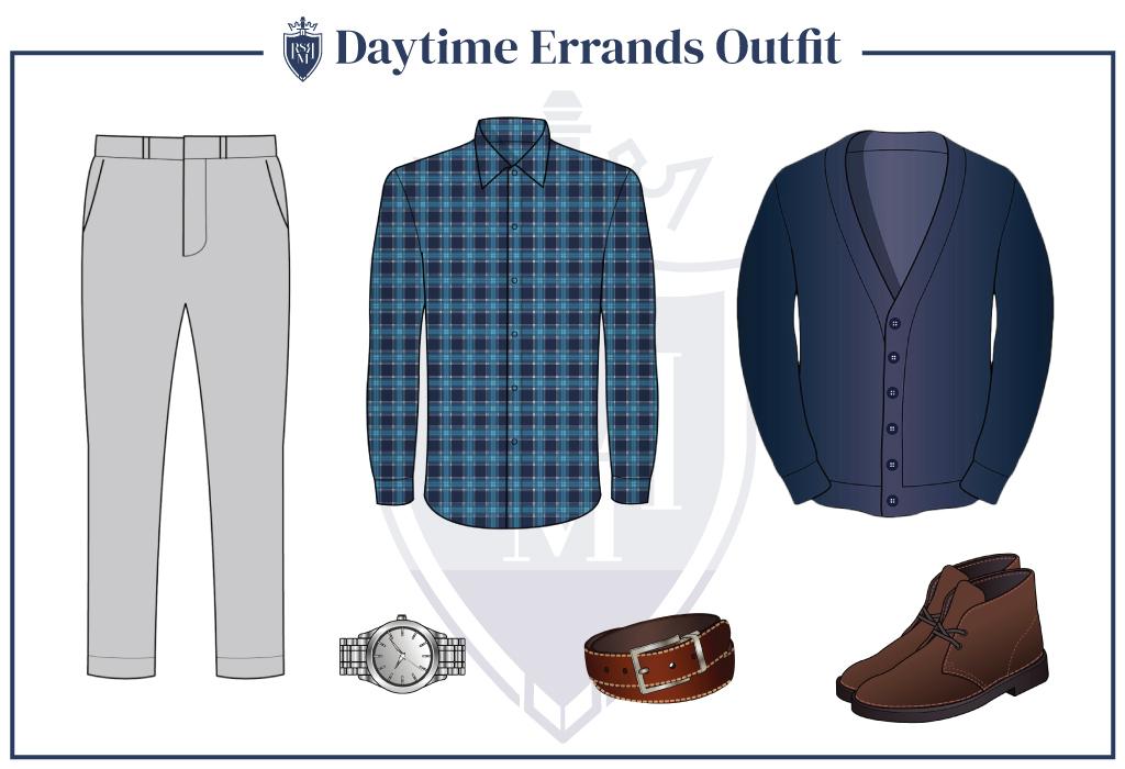 Daytime-Errands-Outfit for men