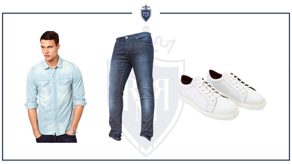 jeans duplo bem feito