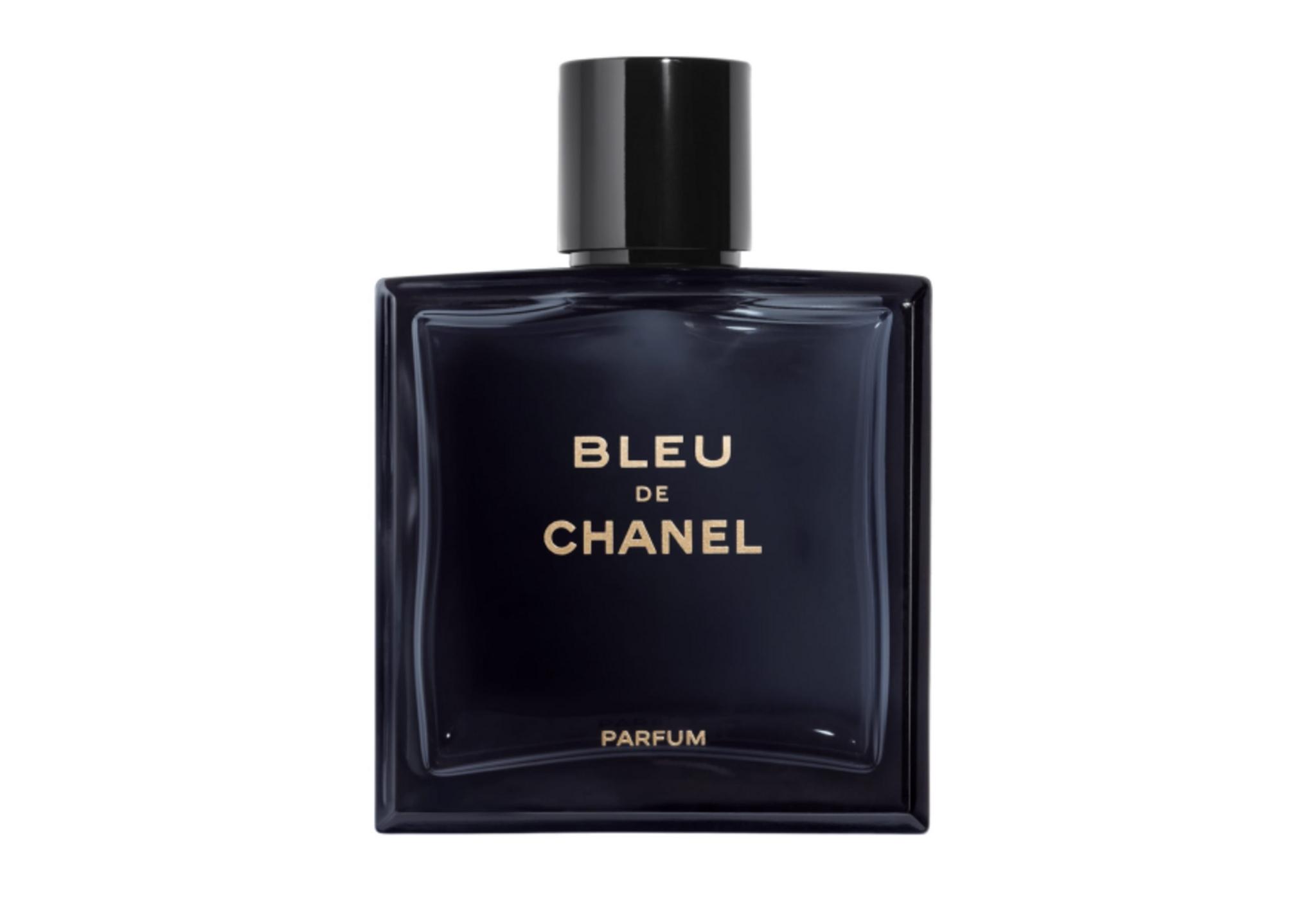 bleu de chanel (fragrâncias de outono para homens)