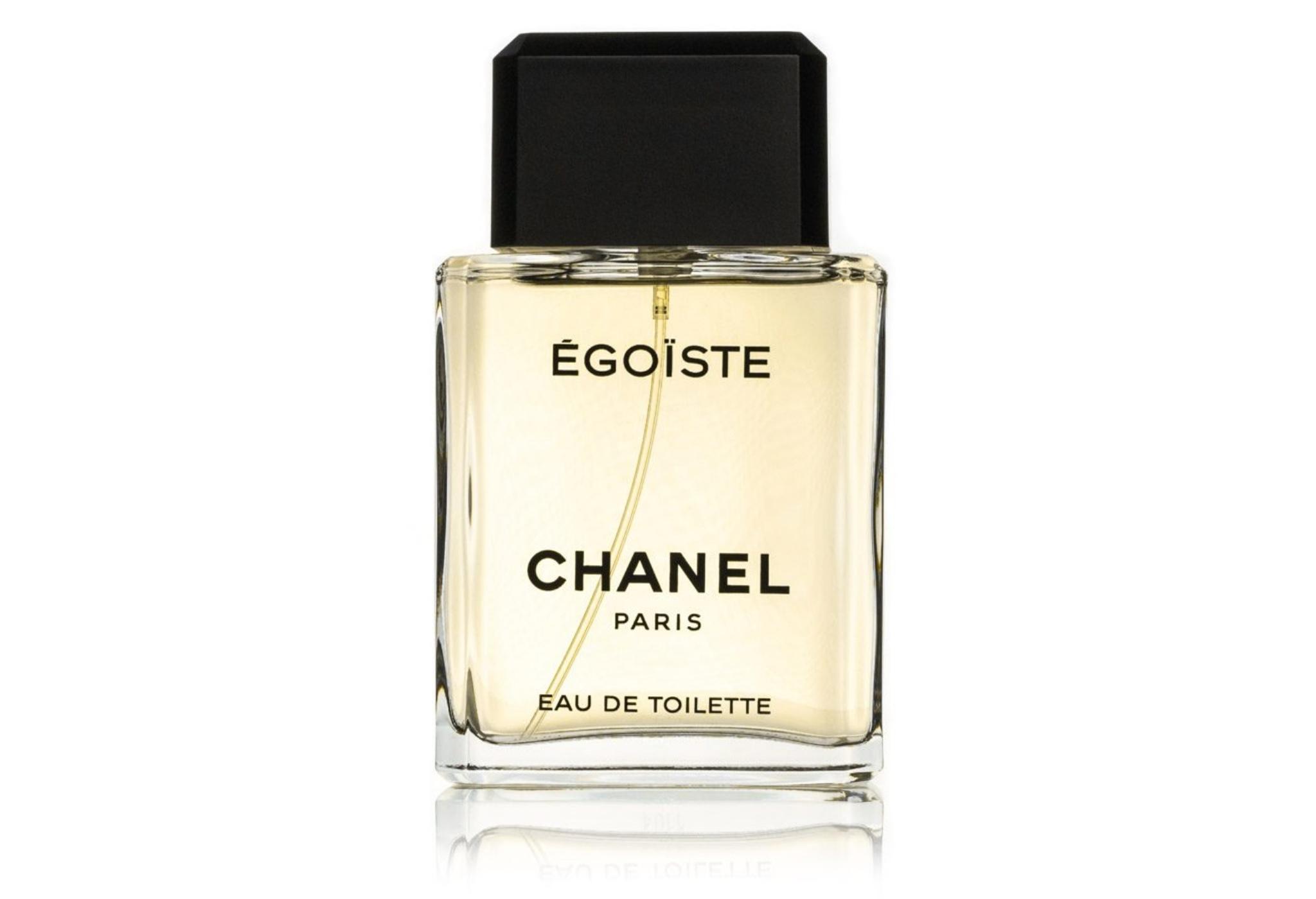 chanel egoiste (fragrâncias de outono para homens)