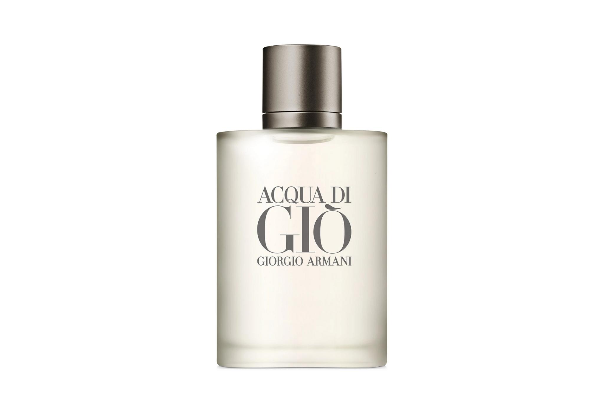 Acqua Di Gio Pour Homme - colônias masculinas mais elogiadas