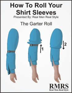 The Garter Sleeve Roll