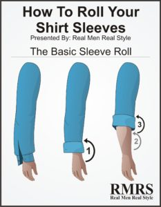 The Basic Sleeve Roll