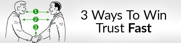 3 Secret Body Language Moves That Help You Gain Instant Trust | How To Become Trustworthy FAST