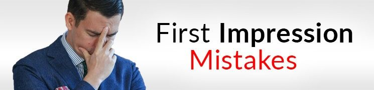10 First Impression Mistakes (And How To Avoid Them) | Impress Everyone You Meet