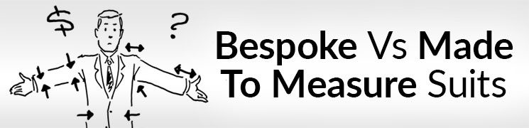 What's The Difference Between Bespoke And Made To Measure | MTM Vs. Bespoke Suits Which is Better?