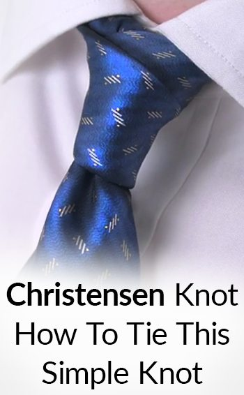 how to put tie knot