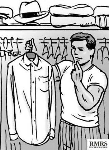 Mens Clothing Sizes