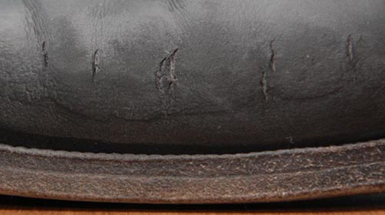 Repair Leather Shoes Water Damage