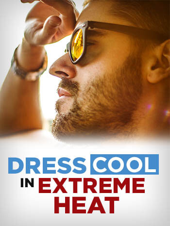 extreme heat style tips