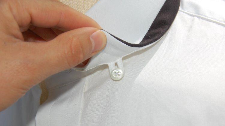 How To Wear The Men 39 S Hidden Button Down Shirt Collar