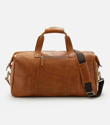 James Bond Casual Style Beckett Simonon Bag