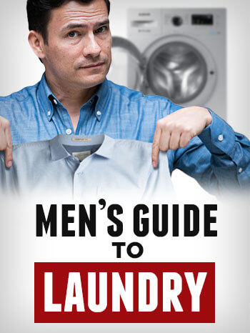 frequent laundry mistakes