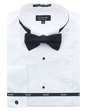 Winged Collar Dress Shirt A Man S Guide To The Black Tie