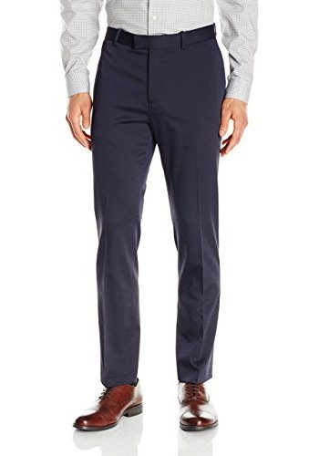 Brand New Men/'s Fat Face Navy Blue Chinos Size 36S