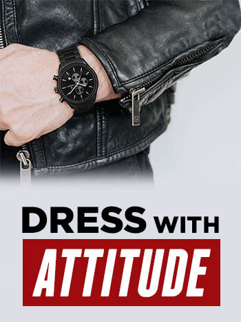 Clothing with attitude