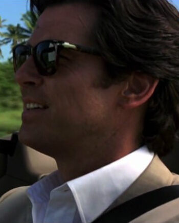 Pierce Brosnan Bond Persol Shades