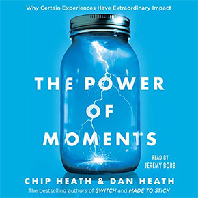 audible audio books power moments