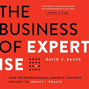audible audio books business expertise