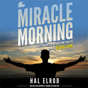 audible audio books miracle morning