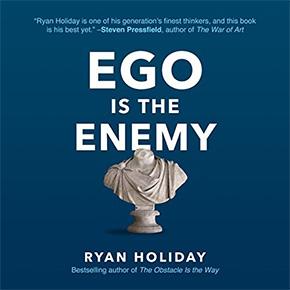 audible audio books ego enemy