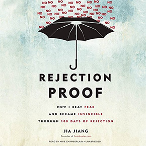 audible audio books rejection proof
