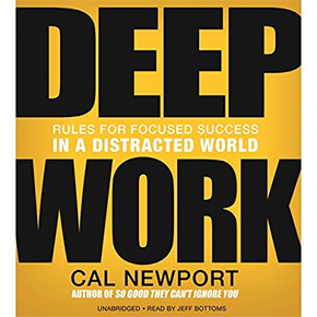 audible audio books deep work